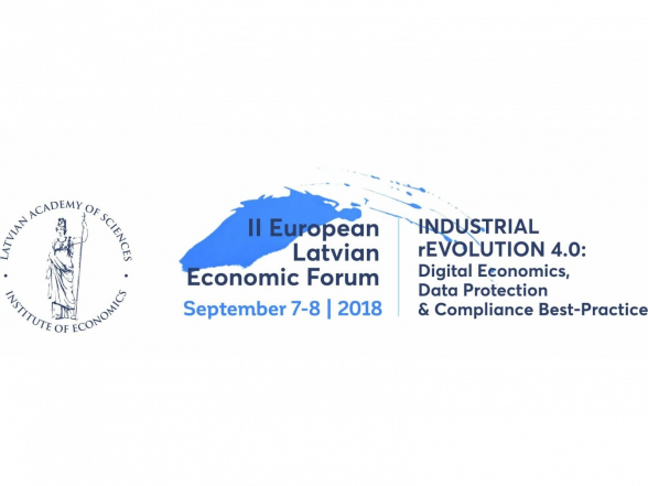 The II European Latvian Economic Forum: INDUSTRIAL rEVOLUTION 4.0