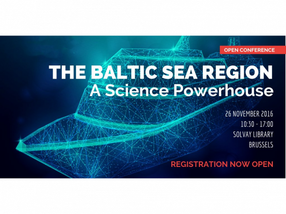 Conference: The Baltic Sea Region - A Science Powerhouse