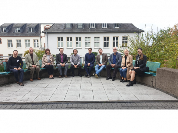 ISSP'S UL visit to Germany promotes Latvia's cooperation with the German photonics industry