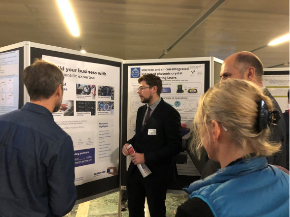 Optics & Photonics in Sweden conference 2019