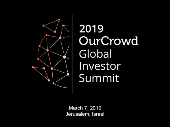 OurCrowd Summit 2019 in Jerusalem, Israel