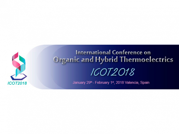 International Conference: Organic and Hybrid Thermoelectrics