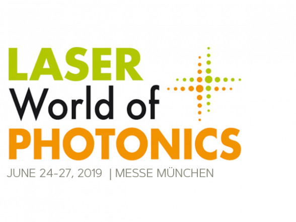 Laser World of Photonics 2019 in Munich, Germany
