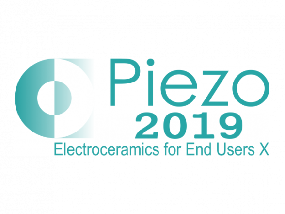 "10th International Meeting ""Electroceramics for End Users X - PIEZO 2019"""