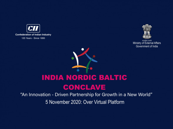 ISSP UL at the India-Nordic-Baltic Conclave 2020